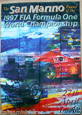 Ferrari F310 F1 San Marino 1997 Large Flag Banner 135cm  x 99 cm New Unused