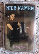 Nick Kamen – Loving You 1990 Musicassetta Nuova Sigillata