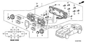 Genuine Honda Bulb A Neo-Wedge 79629-SJC-A41
