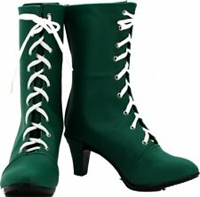Cosplay Boots Shoes for Sailor Moon Jupiter Lita Cosplay Costume Cosplay