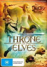 Throne Of Elves (DVD, 2017)