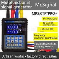 4-20mA Generator 4-20mA Calibration Current Voltage Signal Pressure Transmitter