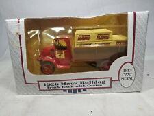 Ace Hardware 1926 Mack Bulldog Truck Bank W/ Key 1.25 Die Cast Ertl (E6)