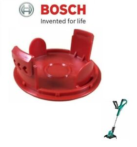 BOSCH Red Spool Cover (To Fit: Bosch ART 30, ART 27 & ART 24 Grass Trimmers)