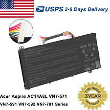 Laptop Battery For Acer Aspire VN7-591 VN7-591G VN7-592 VN7-592G AC14A8L 52.5Wh