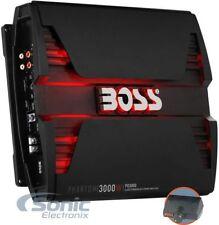New! Boss Audio PD3000 3000 Watts Monoblock Phantom Class D Car Stereo Amplifier