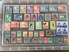 Burma Stamps unchecked collection