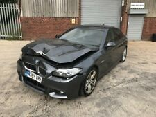 2015 BMW 5 Series 520d M Sport Saloon Diesel Auto Damaged Repairable Salvage f10
