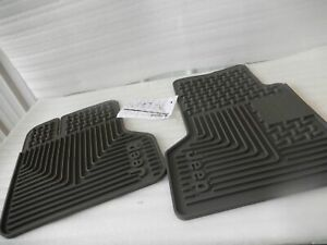 NEW OEM 2003/2004 JEEP WRANGER FLOOR MATS 82207333AC