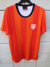 Maillot PAYS-BAS HOLLANDE HOLLAND shirt NEDERLAND football supporter M KNVB