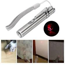 USB Rechargeable UV LED Flashlight Waterproof Design Penlight Hanging Metal TOP