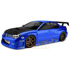 HPI Racing PROVA HPI IMPREZA 200mm Clear Body 1:10 RC Cars Touring Drift #17525