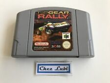 Top Gear Rally - Nintendo 64 N64 - PAL HOL