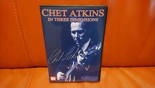 John McClellan Chet Atkins Licks Three Dimensions DVD Guitar Travis Emmanuel