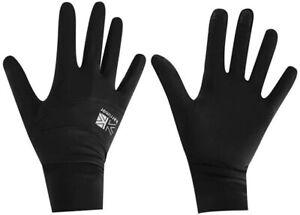 Karrimor Running Gloves Mens Womens Liner Touchscreen Thermal Sizes XS-XL