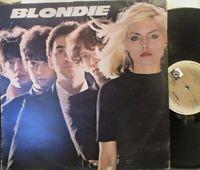 BLONDIE - Self Titled ~ VINYL LP PVLP 1017