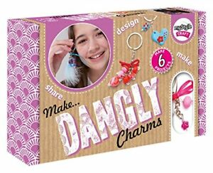 myStyle Craft Dangly Charms Accessories Kit New Boxed UK Stock Fast Dispatch