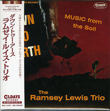 RAMSEY LEWIS TRIO-DOWN TO EARTH-JAPAN MINI LP CD C94