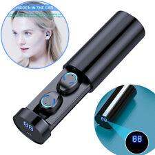 Bluetooth 5.0 Headset TWS Wireless HD Earphones Mini Stereo Headphones Earbuds