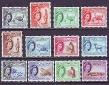 Somaliland 1953 SC 128-139 MH Set
