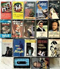 64 cassette audio - come nuove, originali anni '70