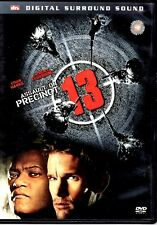 LIKE NEW R1 DVD ASSAULT ON PRECINCT 13 Ethan Hawke Laurence Fishburne (165 MIN)*