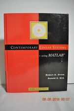 Contemporary Linear Systems Using MATLAB Book    Strum / Kirk