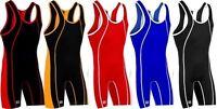 Brute Maverick Wrestling Singlet Youth Boys & Men's Adult Sizes, 0125 FREE SHIP