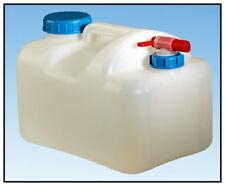 Multi Weithalskanister Tank 15 Liter Kanister Wasserkanister Camping Wohnmobil