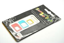 3 in 1 Nano/Micro to micro/Standard SIM Card Adapter Tray For All Mobile Devices
