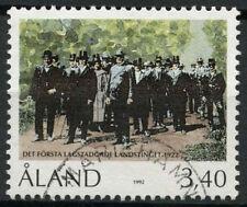 Aland Islands 1992 SG#62 Provincial Parliament Used #A83953
