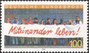 "Germany 1994 ""Living Together""/Integration/Foreign Workers/People 1v (n45084)"