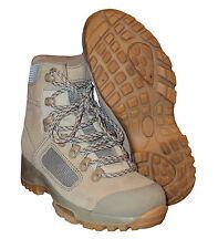 BRITISH ARMY - DESERT LOWA BOOTS - BRAND NEW IN BOX - SIZE 12.5 - GENUINE ISSUE