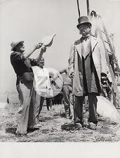 LUCHINO VISCONTI Il Gattopardo BURT LANCASTER Le Guépard Tournage Photo 1963