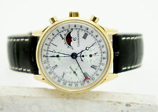 CHRONOSWISS Lunar Chrono ref. 77990 AUTOMATIC OROLOGIO UOMO WATCH ORIGINALE FULLSET