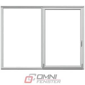 Terassentür auf Maß Balkontür PSK PVC-Fenster Tür Schiebetür 2000 cm Breite