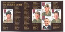 Australia-Victoria Cross min sheet 2015 fine used - cto