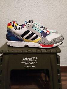 Cordero Por favor regular  Zapatillas deportivas de hombre blancas, adidas ZX | Compra online en eBay