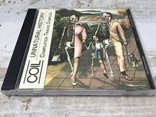 COIL - Unnatural History  Threshold House LOCI CD2  Throbbing Gristle Current 93