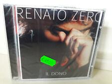 Renato Zero Il Dono CD Nuovo Sigillato