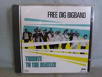 Free Dig Bigband- Tribute to the Beatles- JETON 1987 WIE NEU