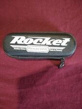 New Harmonica Hohner Rocket Zip-Up Pouch Case . Fits standard harps. Nice!