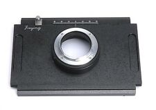 Moveable Camera Adapter For Sony Nex To Toyo Wista Linhof Sinar Horseman 4x5