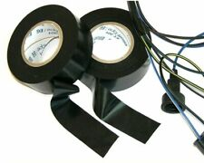 2 Rolls Factory Electrical Non Adhesive Wiring Harness Friction Tape Oem Nos m