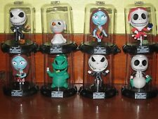 New Domez Disney Nightmare Before Christmas Series 1 Complete set of 8