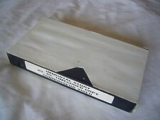 THE IMMORTAL STORY VHS PAL 1968 JEANNE MOREAU ORSON WELLES CARDBOX timecode