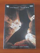 """ BATMAN BEGINS IL FILM A FUMETTI "" MEGA CULT 25 PANINI COMICS LUGLIO 2005"