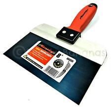 """FLEXIBLE CUSHION GRIP 8"""" PLASTERER PLASTERING DRYWALL JOINT TAPING FILLING KNIFE"""