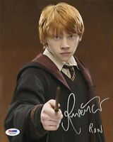Rupert Grint Signed Harry Potter 8x10 Photo Picture PSA/DNA COA w/ Ron Weasley