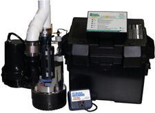 Glentronics Bw4000 Bwsp Basement Watchdog Primary Amp Back Up Sump Pump System
